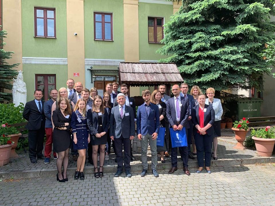 Konferencja w Sandomierzu